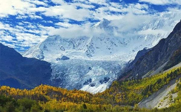 川藏线自驾游包车-珠穆朗玛峰