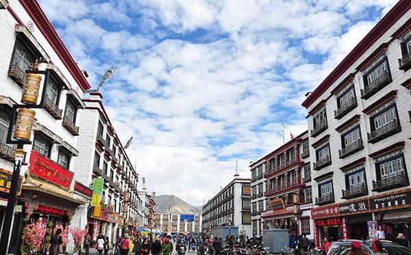 川藏线自驾拉萨+阿里12日游