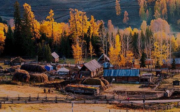 南疆,北疆,阿里大环线